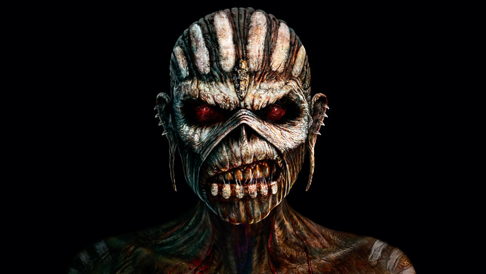 Iron Maiden THE BOOK OF SOULS 2015