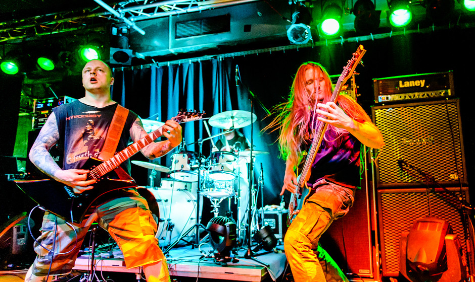 Lost World Order, 08.05.2015, Indiego Glocksee: Hannover