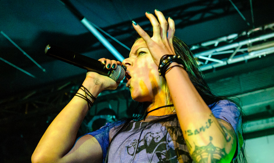 Cripper, 08.05.2015, Indiego Glocksee: Hannover