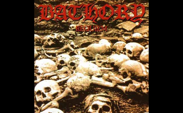 Die Bathory-Diskografie in Bildern