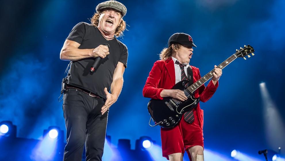 AC/DC 2015 auf dem Nürnberger Zeppelinfeld