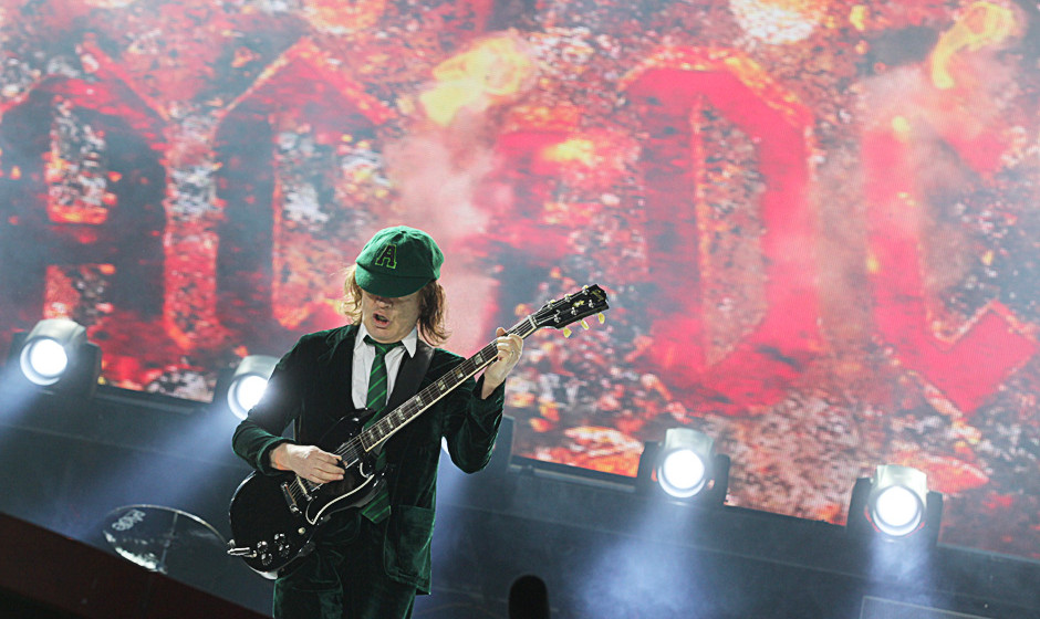 AC/DC live in Dresden, 10.05.2015, Ostragehege *** Local Caption *** AC/DC live in Dresden, 10.05.2015, Ostragehege