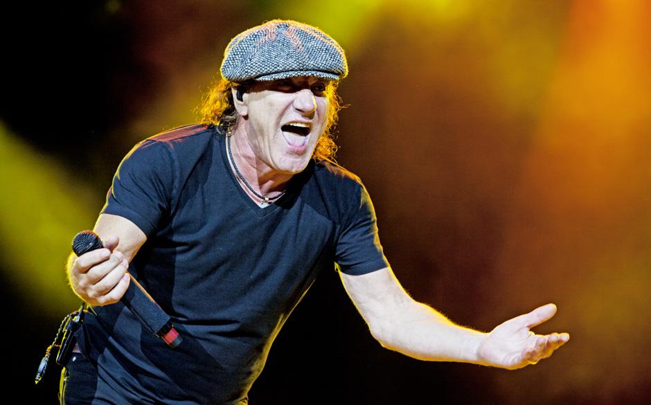 AC/DC: Brian Johnson veröffentlicht Autobiografie 'The Lives Of Brian'