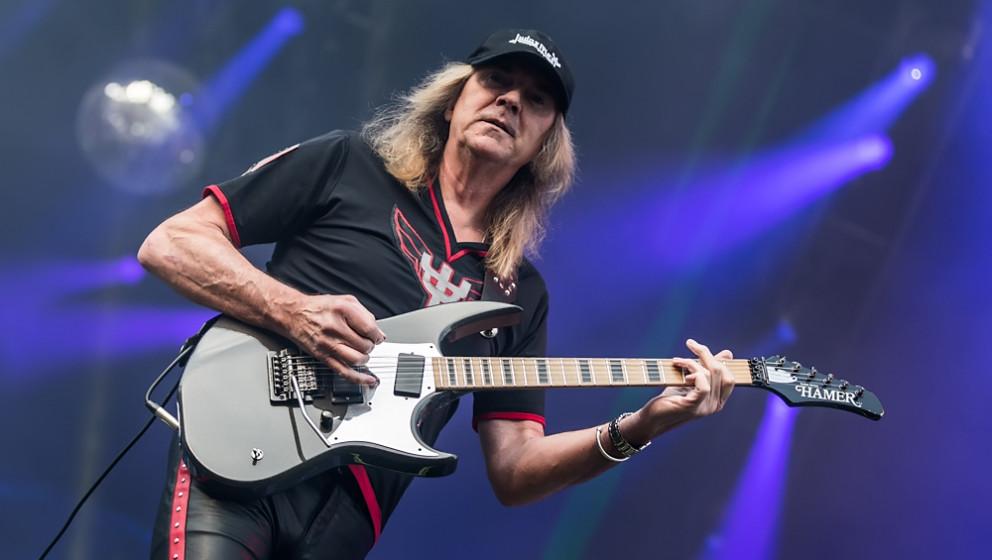 Judas Priest-Gitarrist Glenn Tipton
