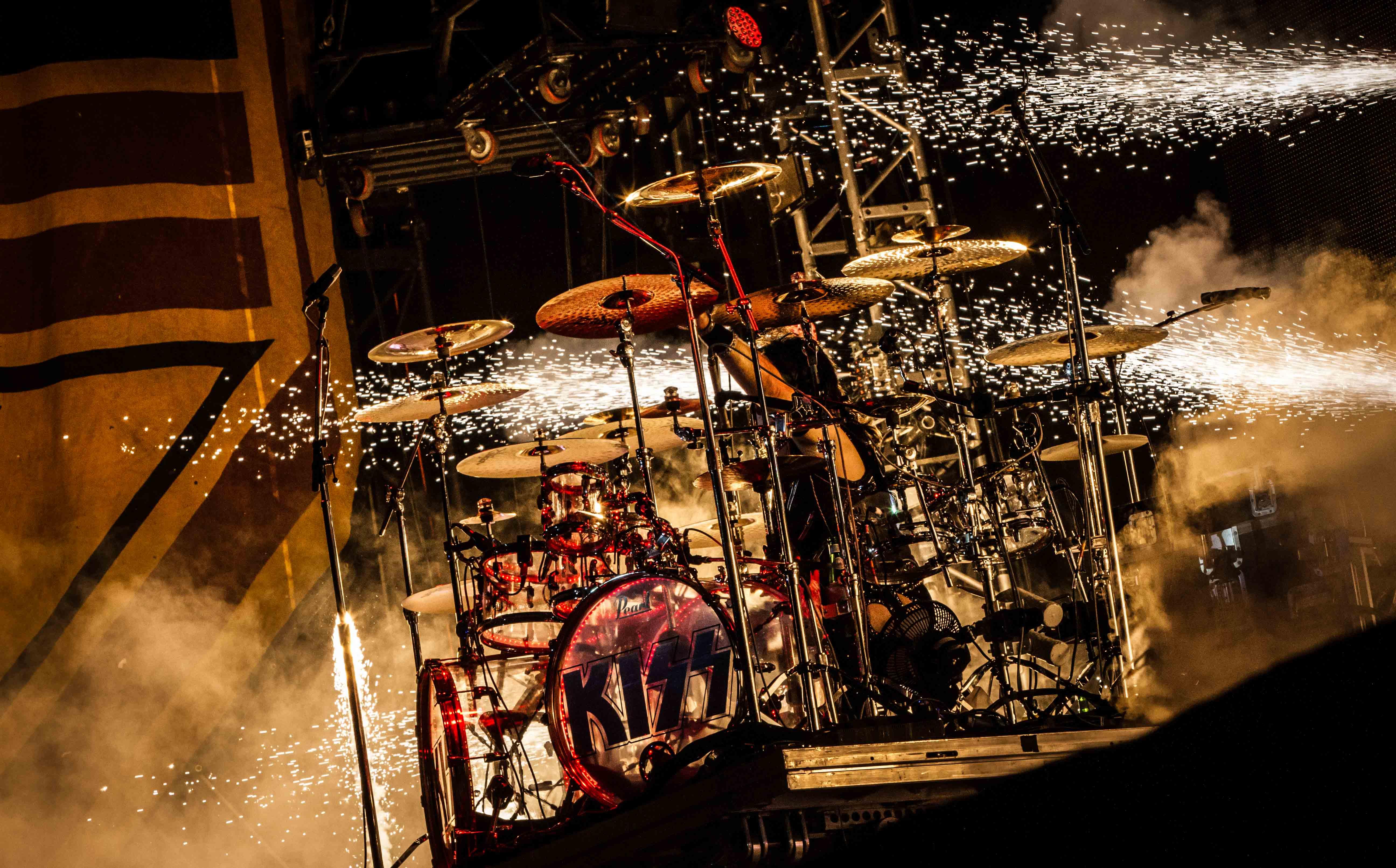 Kiss, Rock im Revier 2015