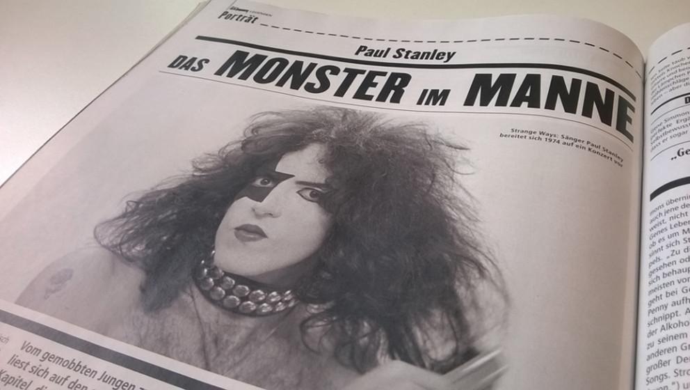 METAL HAMMER Legenden: Kiss