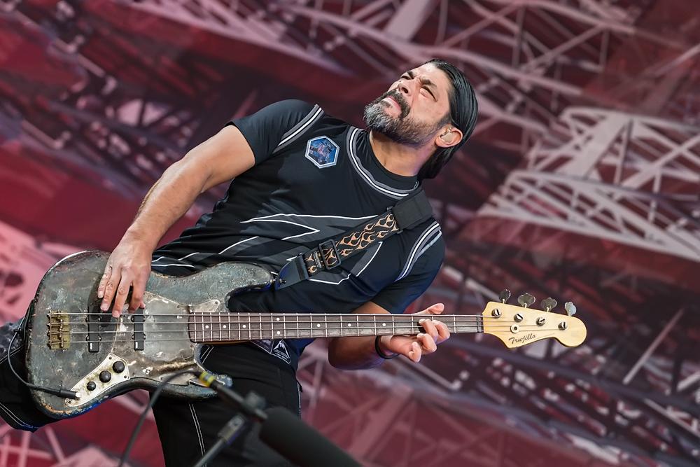 Ein Prozent der Gesamtbevölkerung Finnlands war beim Metallica-Konzert