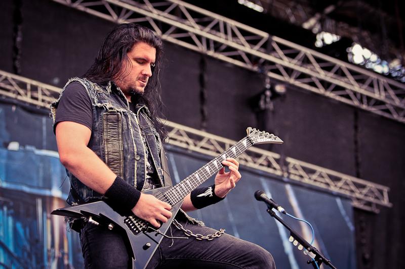 Trivium live, Nova Rock Festival 2014