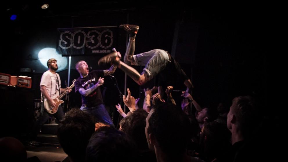 Converge live, 04.06.2015, Berlin