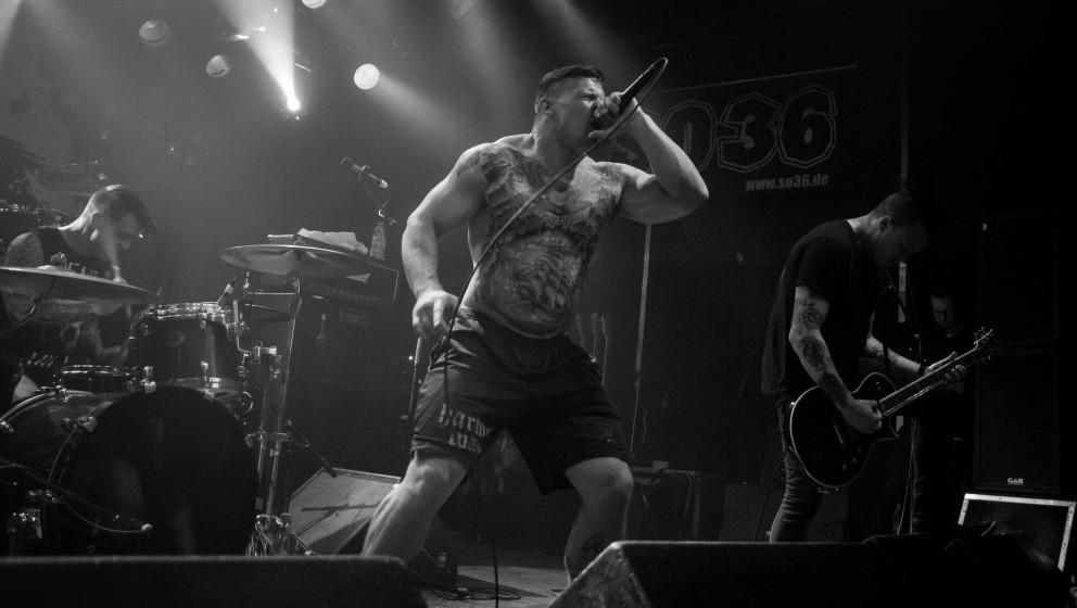 Harm's Way live, 04.06.2015, Berlin