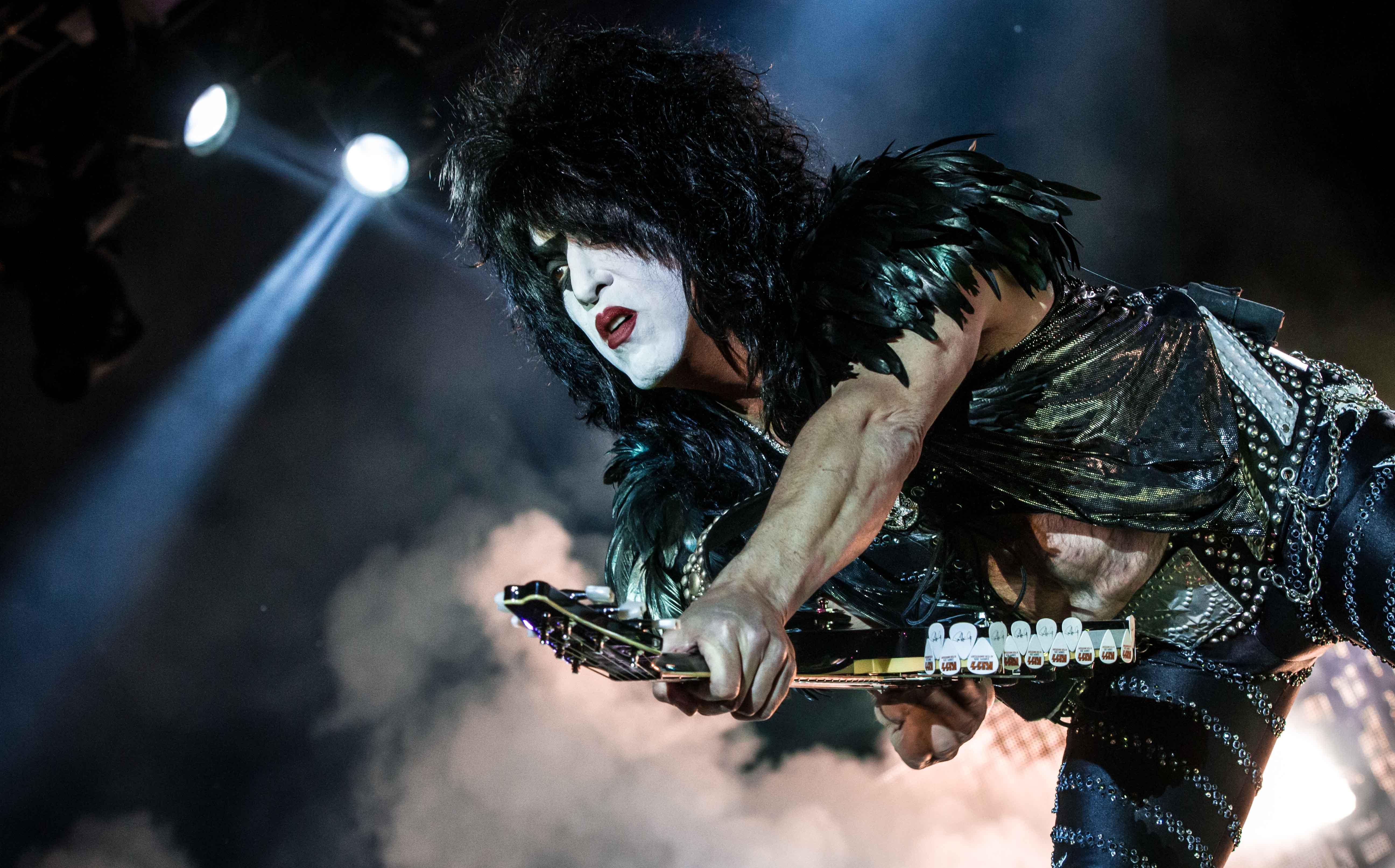 Kiss live, Rock im Revier 2015