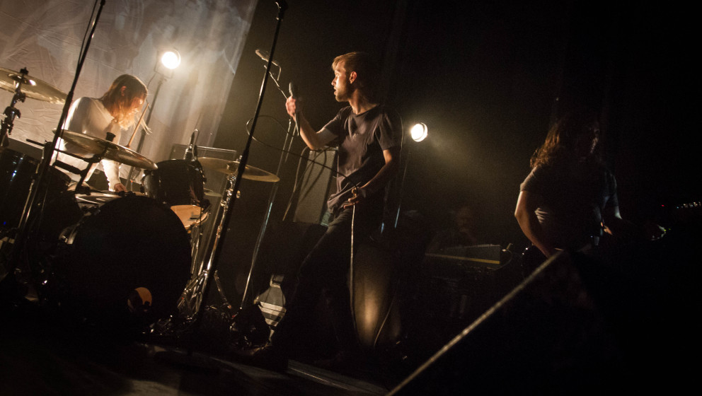 La Dispute live, 08.06.2015, Berlin