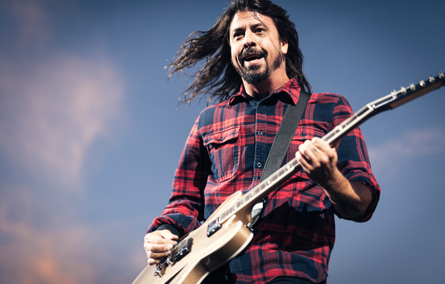 Rock am Ring 2015, Sonntag, Foo Fighters