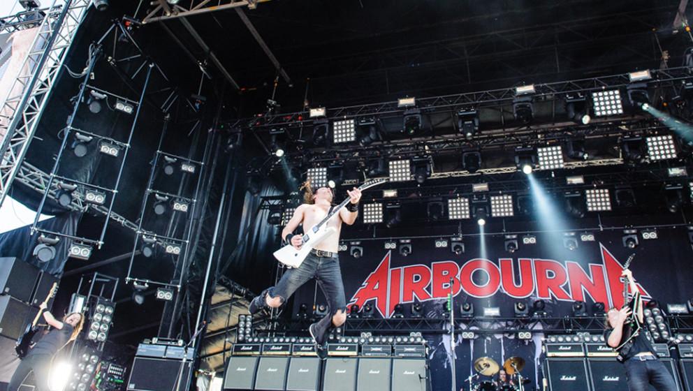 Airbourne, Sweden Rock 2015
