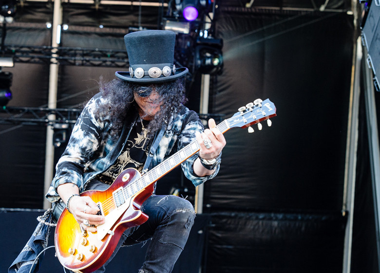 Slash, Sweden Rock 2015
