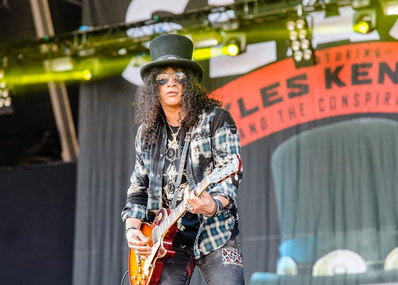 Slash, Sweden Rock 2015