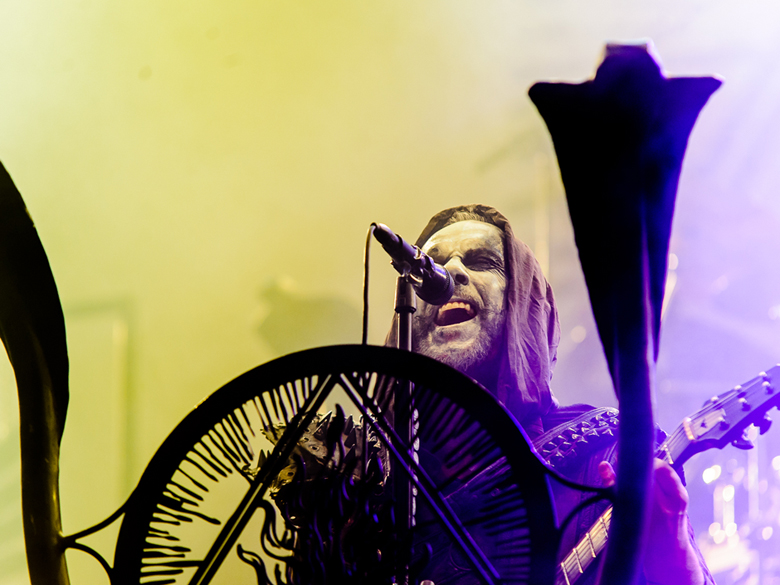 Behemoth, Sweden Rock 2015