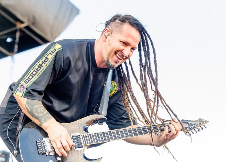 Five Finger Death Punch, Sweden Rock 2015
