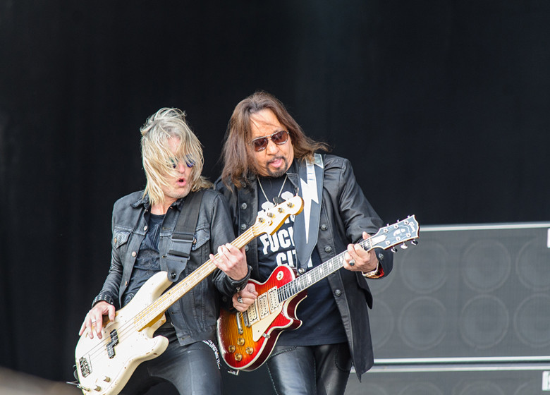 Ace Frehley, Sweden Rock 2015