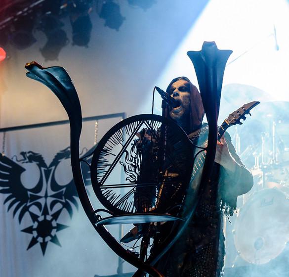 Behemoth, Sweden Rock 2015