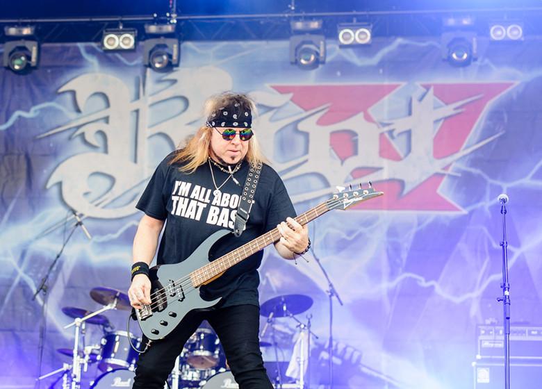 Riot V, Sweden Rock 2015