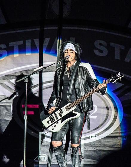 Mötley Crüe, Sweden Rock 2015