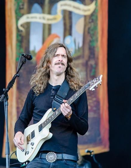 Opeth, Sweden Rock 2015