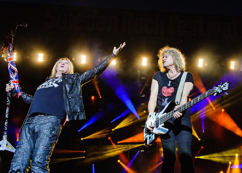 Def Leppard; Sweden Rock 2015
