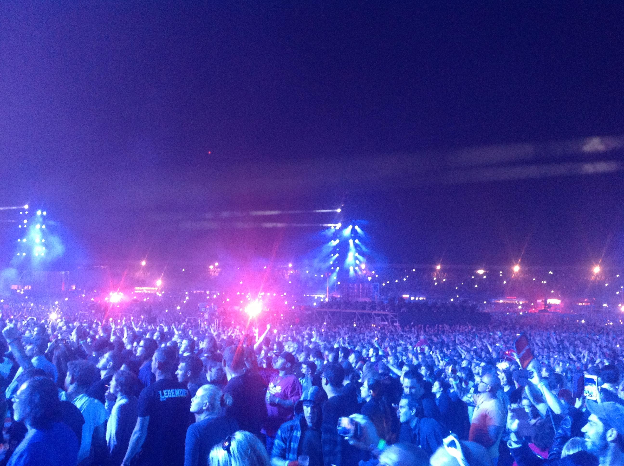 Böhse Onkelz live am Hockenheimring, 21.06.2014