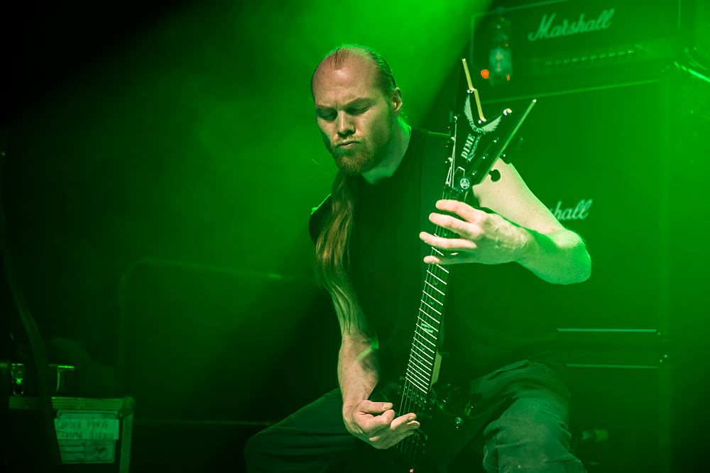 Morbid Angel live, 18.11.2014, Nürnberg: Hirsch