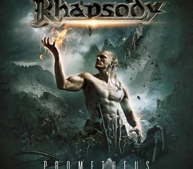 Rhapsody (Luca Turilli's) PROMETHEUS, SYMPHONIA IGNIS DIVINUS