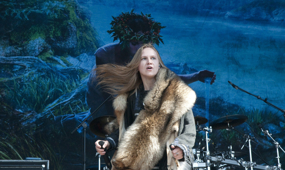 Arkona live, Out & Loud Festival 2014 in Geiselwind