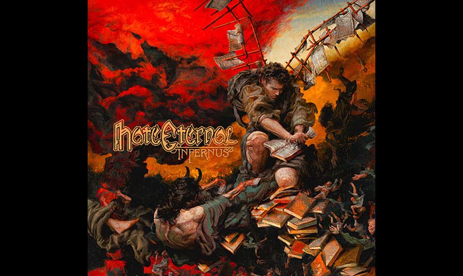 Hate Eternal INFERNUS
