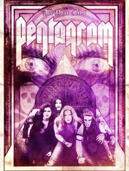 Pentagram : All Your Sins