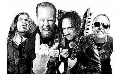 Metallica - Masters Of Metal