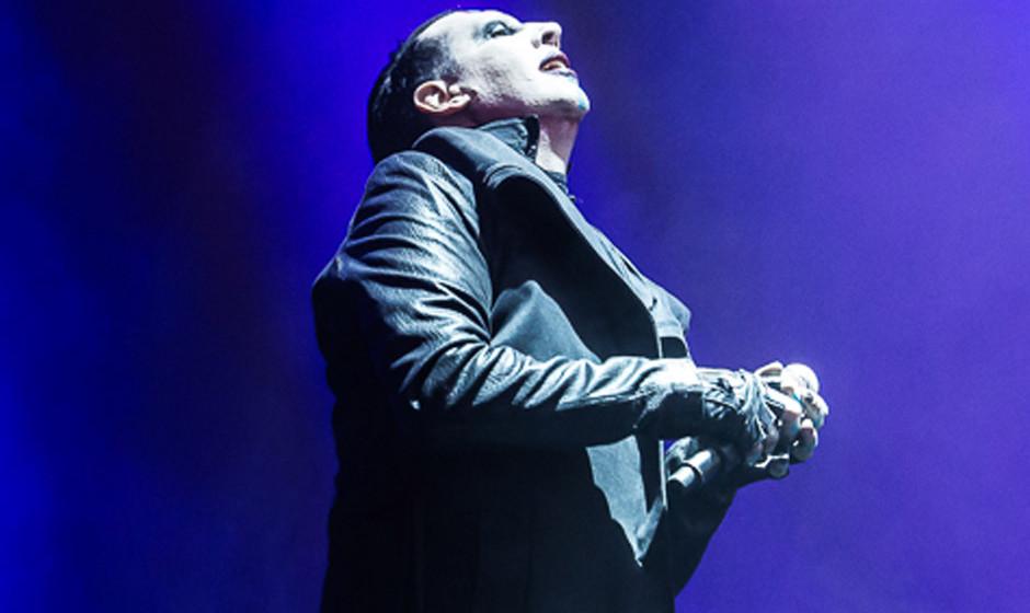 Marilyn Manson live, M'era Luna Festival 2014