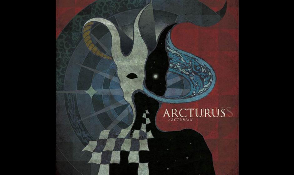 Die Avantgarde-Metaller von Arcturus legen mit ARCTURIAN einen weiteren starken Abschnitt ihrer Weltraum-Saga vor. 4,25 Punkt