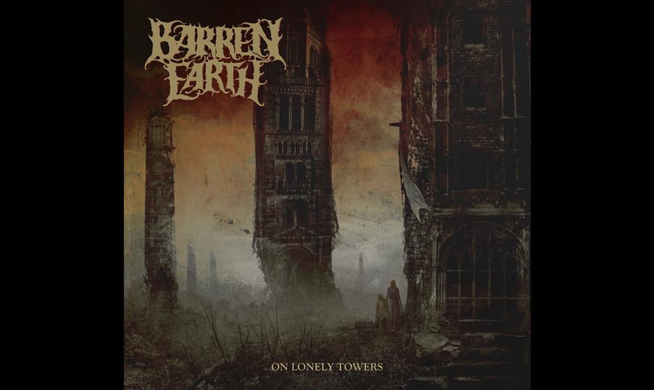 Wieder progressiv, diesmal aber mit einer deutlichen Note Death Metal: Barren Earth räumen mit ON LONELY TOWERS 4,75 Punkte