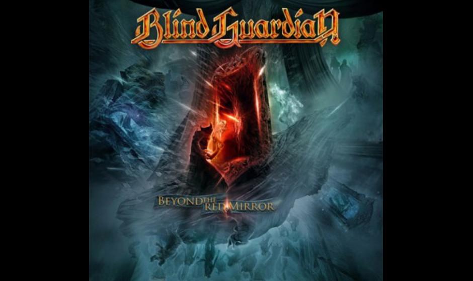 Auf Blind Guardian kann man sich eben verlassen: Die Krefelder veröffentlichen mit BEYOND THE RED MIRROR erneut ein - zugege