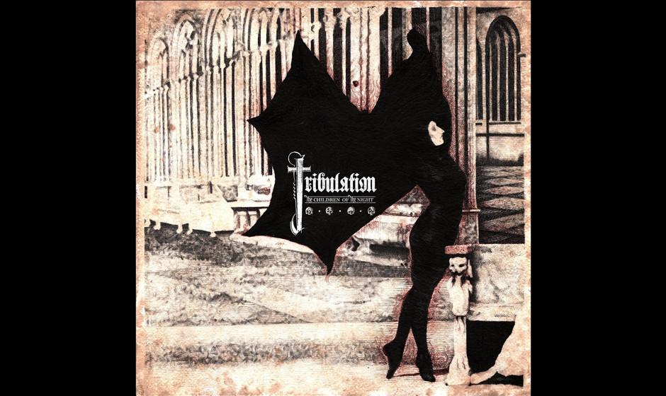 Death Metal auf Platz 1: Die Schweden von Tribulation legen mit THE CHIRLDEN OF THE NIGHT ein starkes, düsteres Werk vor, da