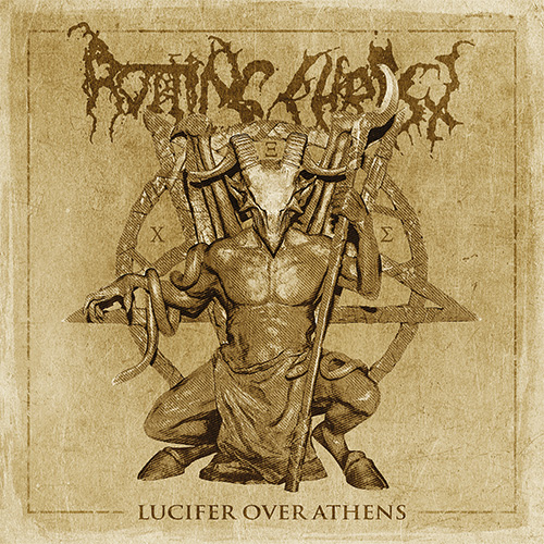 Rotting Christ LUCIFER OVER ATHENS