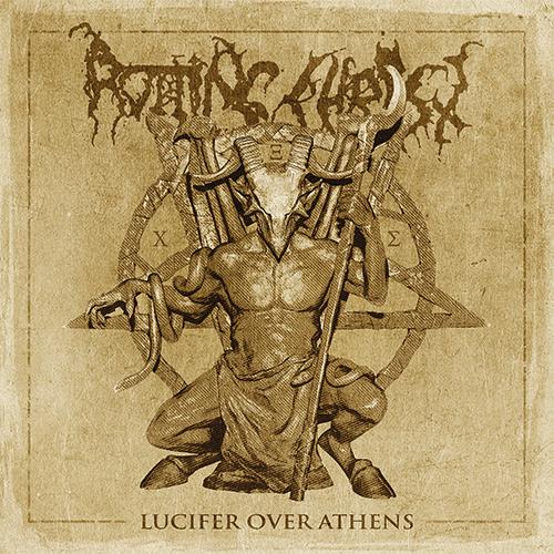 Rotting Christ LUCIFER OVER ATHENS