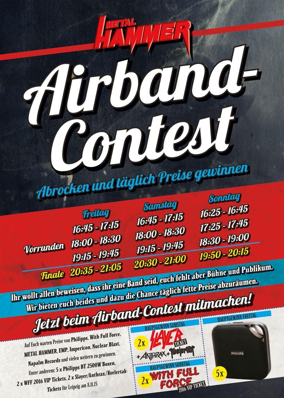 Airband-Flyer
