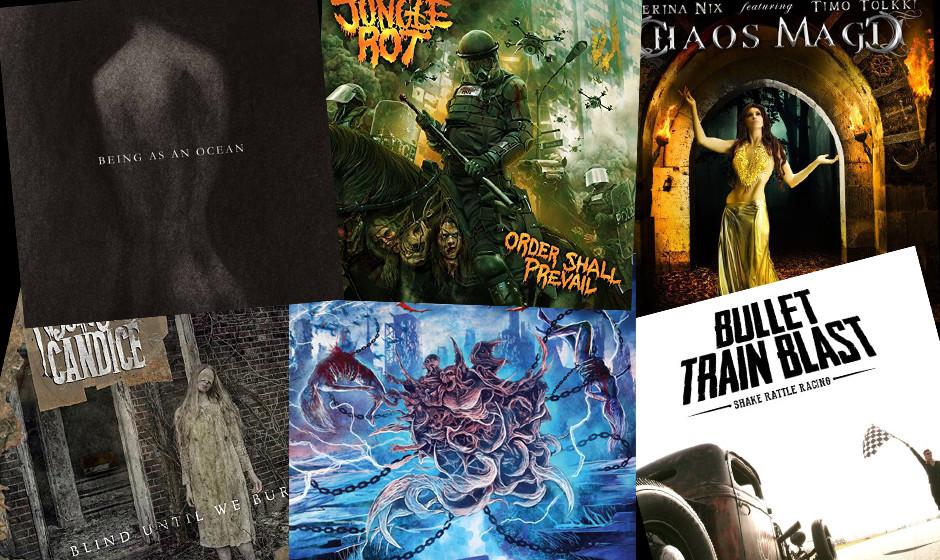 Die Alben der Woche vom 03.07.2015