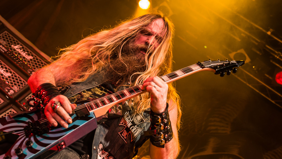 Black Label Society - Posthalle Würzburg - 07.07.2015