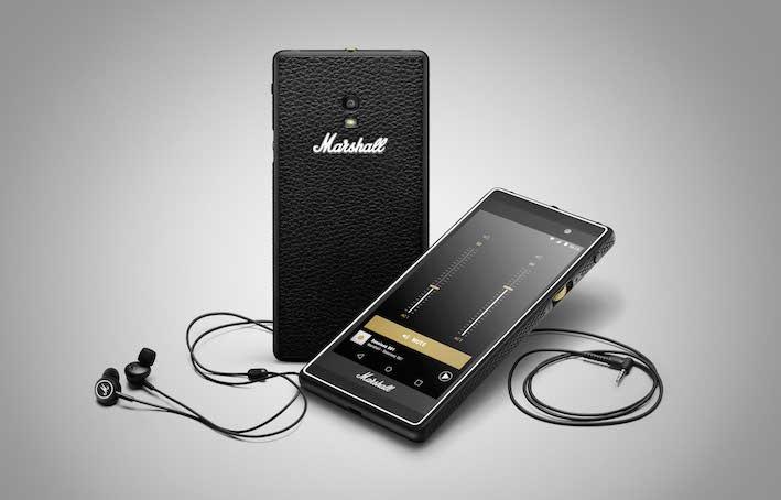 Marshall London - Smartphone