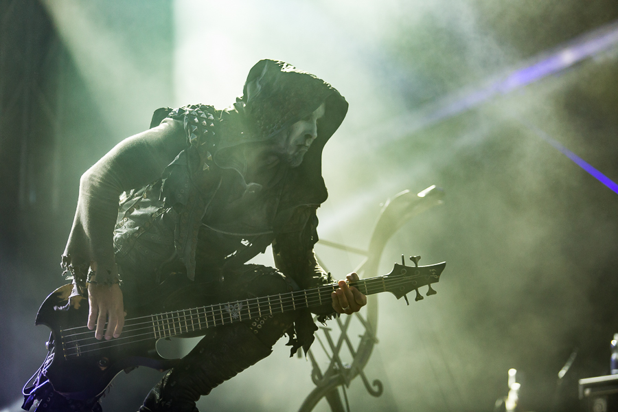 Behemoth auf dem Rock Harz 2015