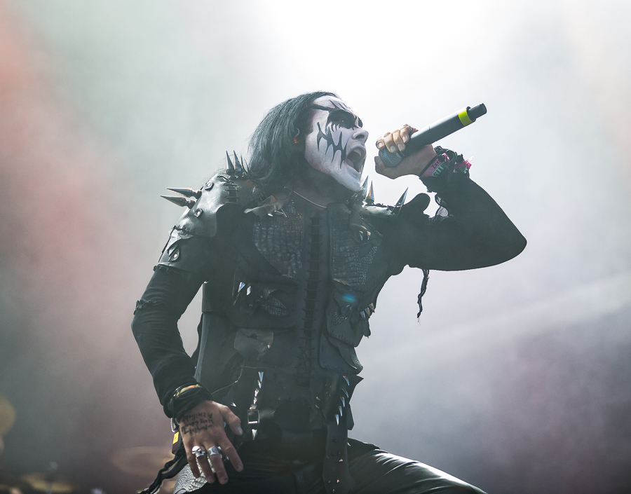 Cradle Of Filth auf dem Rock Harz 2015