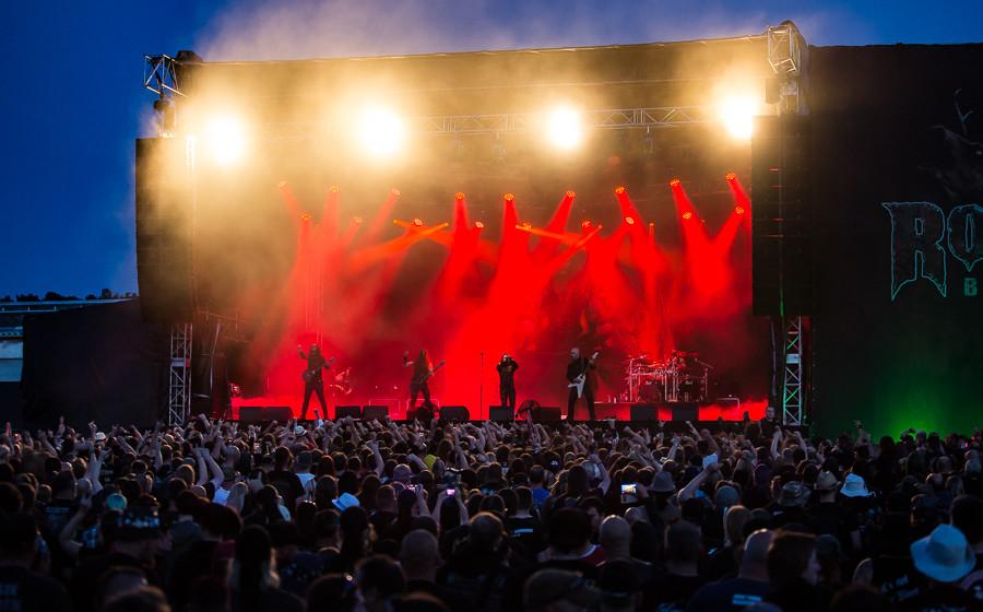 Cradle Of Filth auf dem Rock Harz 2015