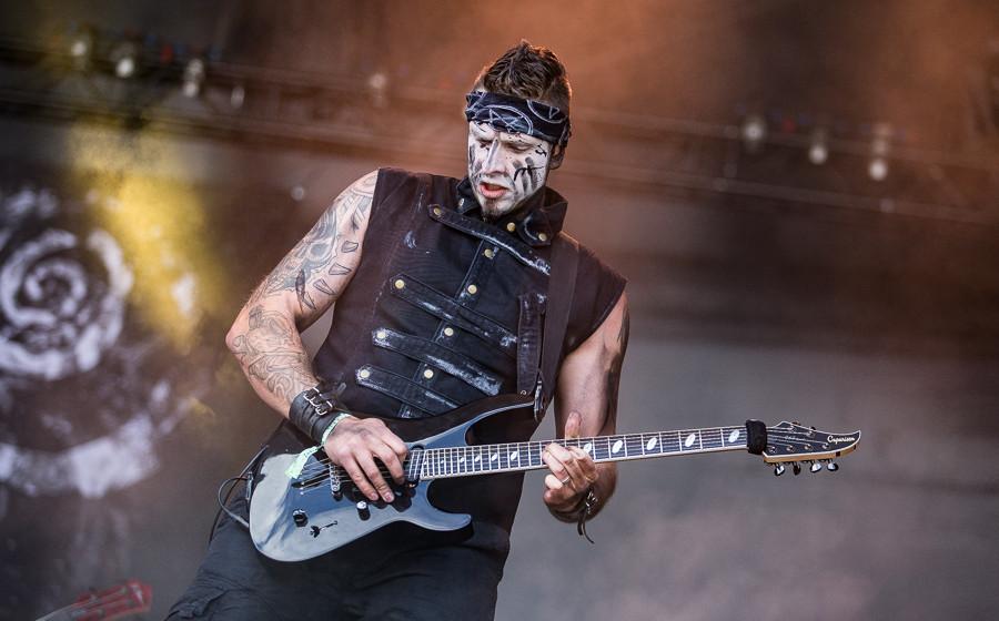 Devilment auf dem Rock Harz 2015